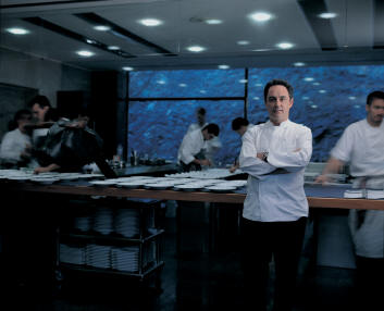 Ferran adri a i al setmanari s ller for Deconstruccion culinaria